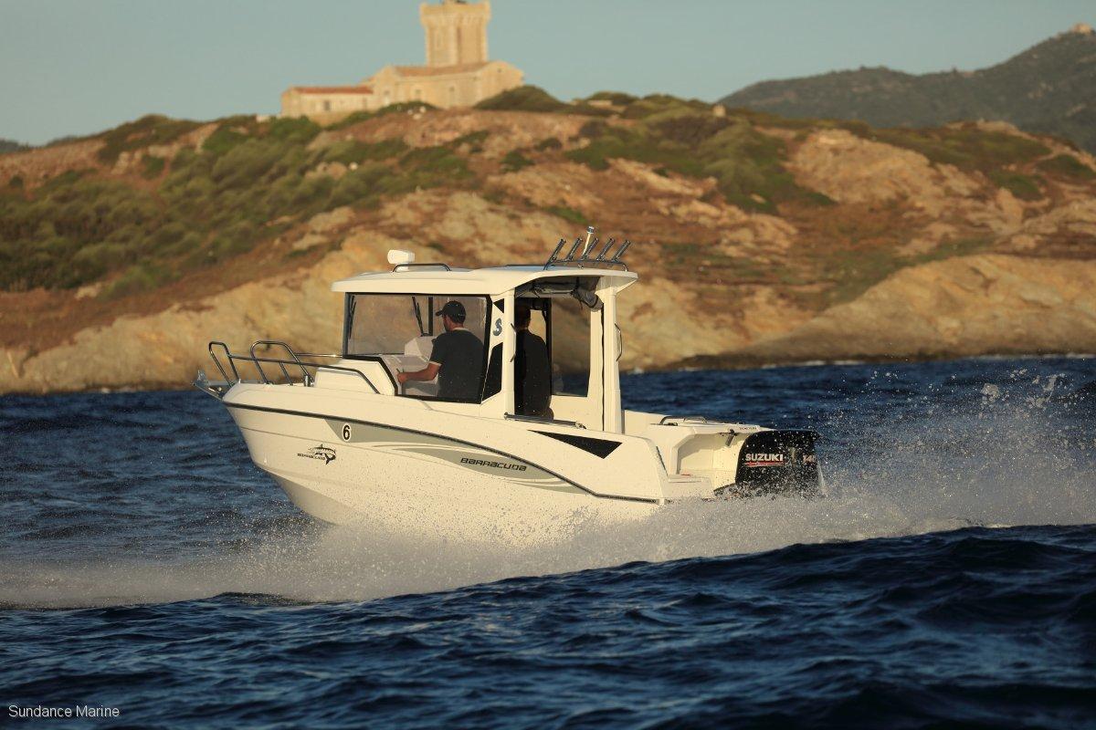 Beneteau Barracuda 6:Beneteau Barracuda 6