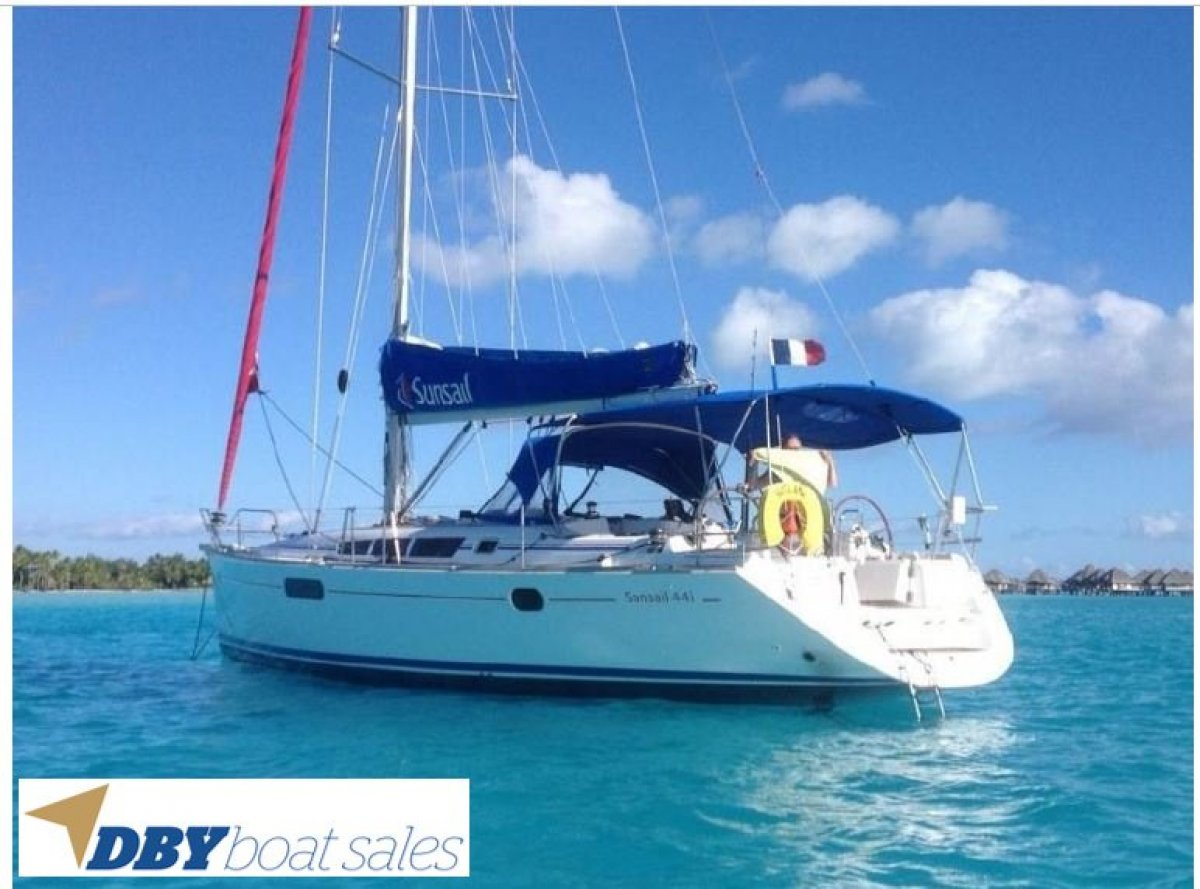 Jeanneau Sun Odyssey 44i: Sailing Boats | Boats Online for Sale ...