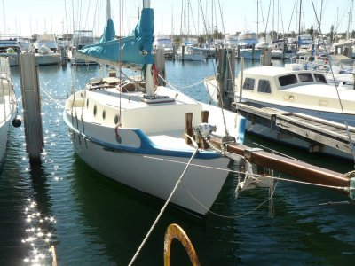Westsail 33 Ketch (SOLD)