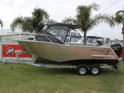 Fish Hunter 620RB Excel Runabout