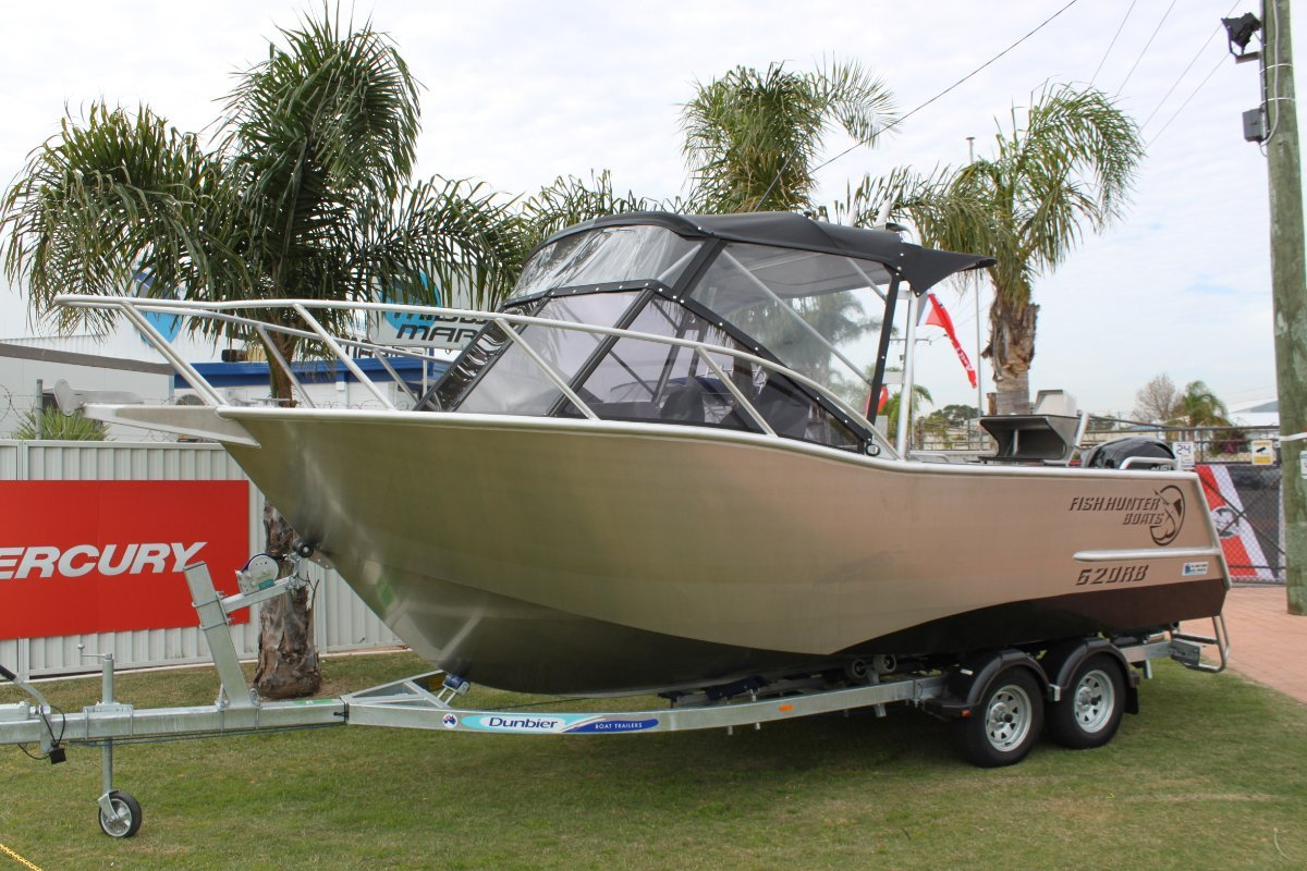 New Fish Hunter 620RB Excel Runabout