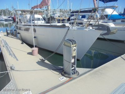ONLINE AUCTION - G47 10M MARINA BERTH AT ROYAL QUEENSLAND YACHT SQUADRON
