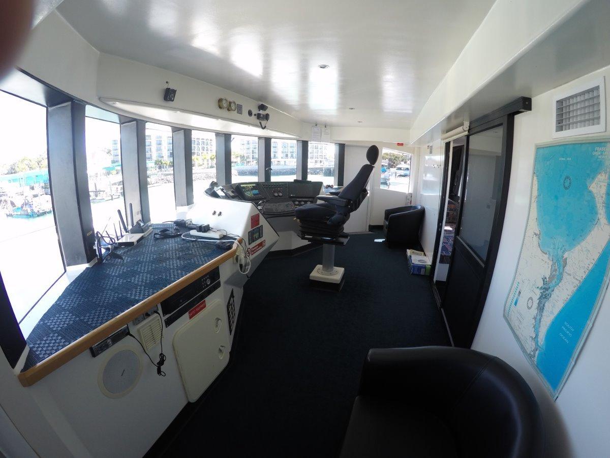 Streamline Passenger Ferry Vendor looking for offers....