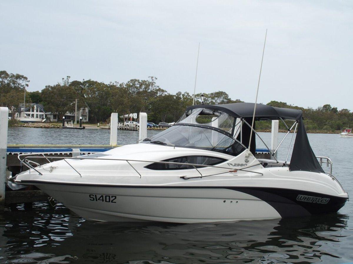 Whittley Cruiser 2380