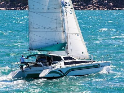 "Grainger 40 Catamaran ""Allegro of Southport"""