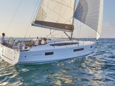 Jeanneau Sun Odyssey 410 (NEW MODEL)