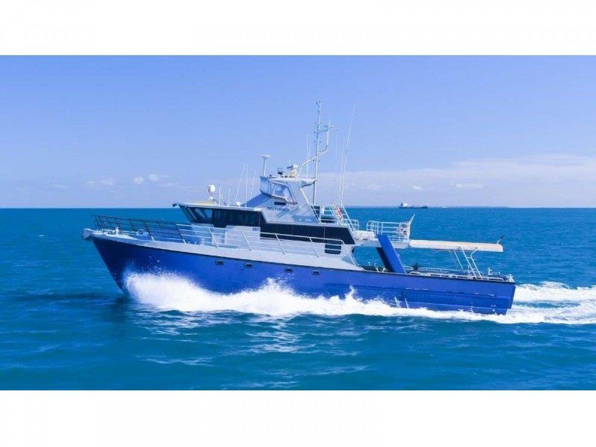GBB 22m Patrol Vessel