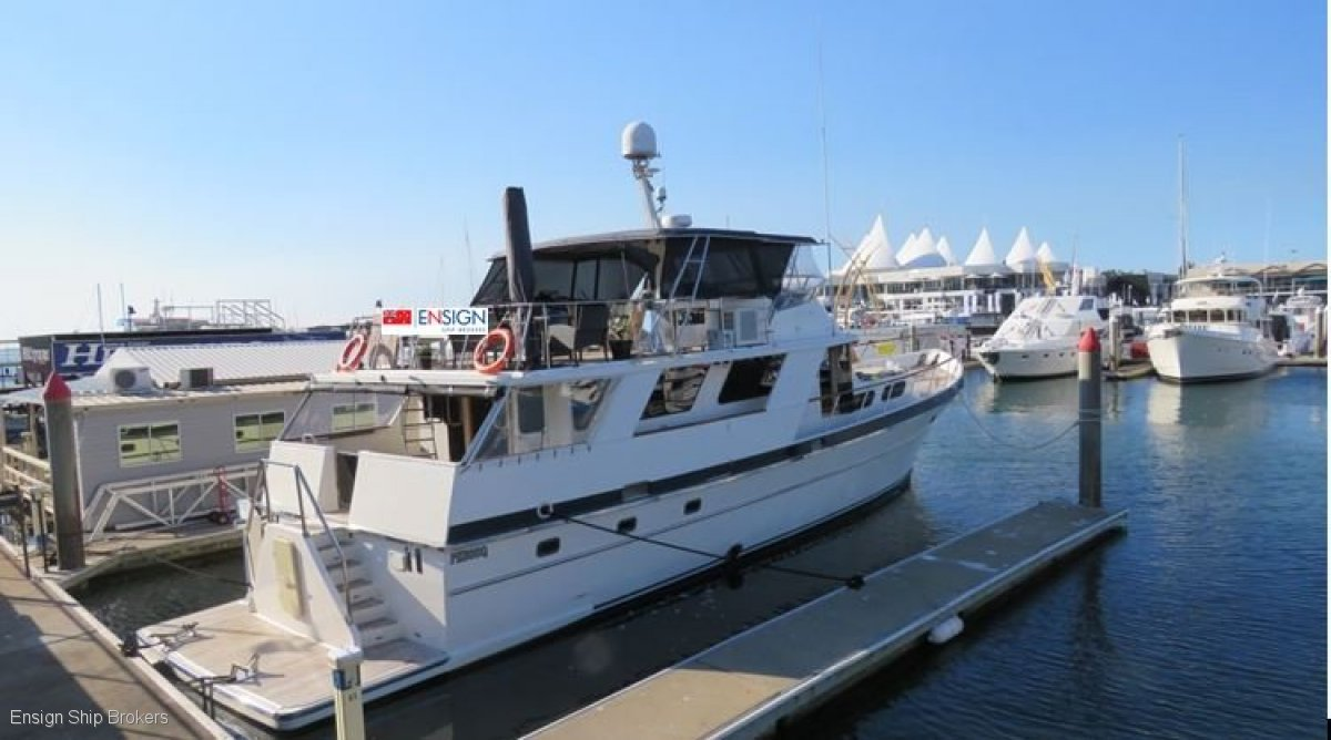 Millkraft Thompson 72 Motor Yacht