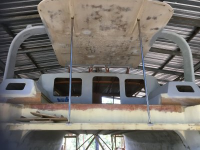 Brady 40 Catamaran