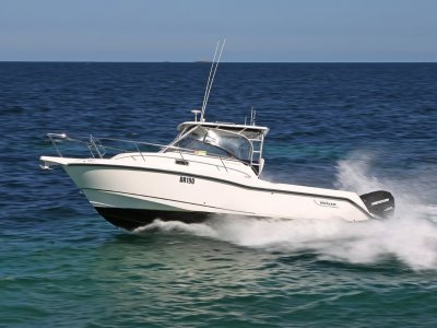 Boston Whaler 285 Conquest - STUNNING PERFORMANCE AND EASY TO HANDLE