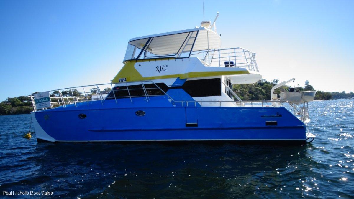 New Wave Catamaran XTC.. THE NORTHERN EXPLORER