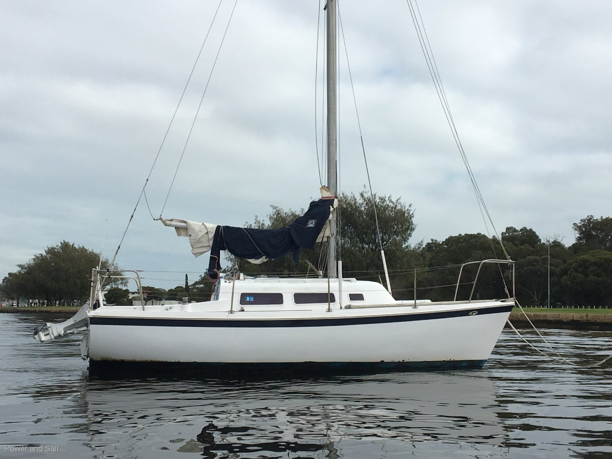 Spacesailer 24 Work commitments force very relucant sale!!