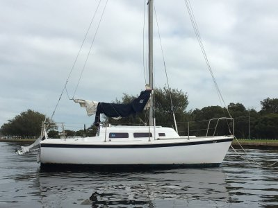 Spacesailer 24 Work