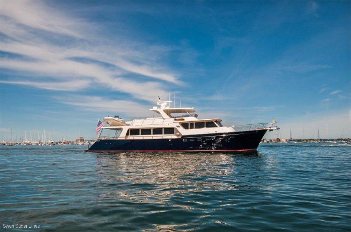 Marlow Yachts 78E Long Range