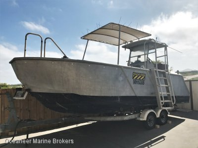 Hooked on Boats Commercial Workboat