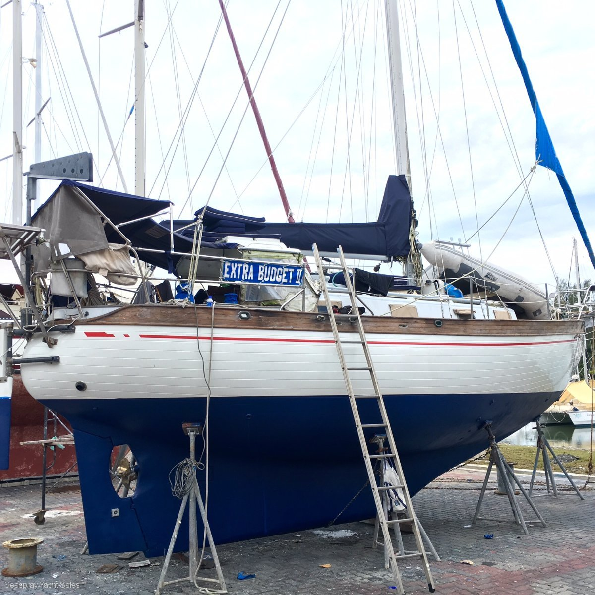 Baba 30 for sale in Langkawi, Malaysia.:Langkawi Boat sales and Services Baba 30 for sale.