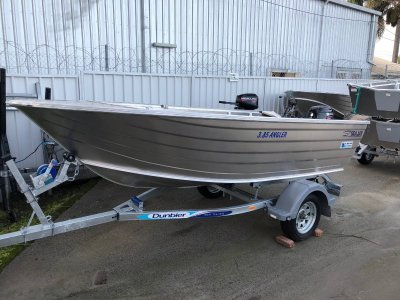 Sea Jay 3.85 Angler Open dinghy ***IN STOCK***