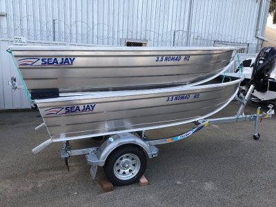 Sea Jay 3.50 Nomad HS
