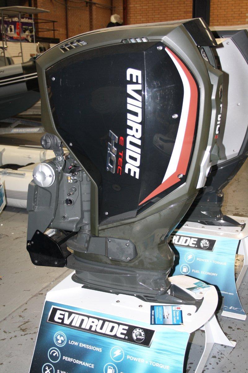Evinrude Etec G2 150hp HO Clearance