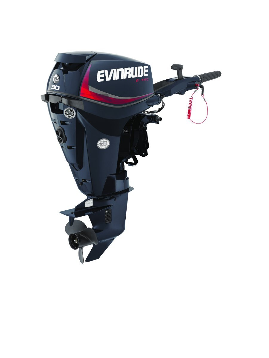Evinrude Etec 25hp Tiller Clearance Short Shaft