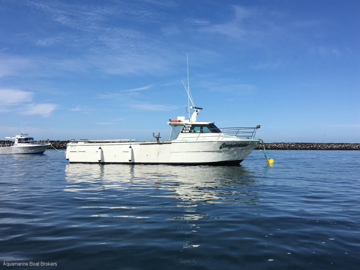 Randell 43 Mk 3 Cray Fishing Vessel