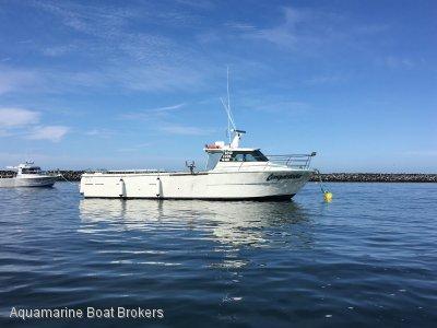 Randell 43 Mk 3 Cray Fishing Vessel