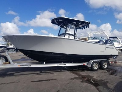 Sportsman Open 252 Centre Console