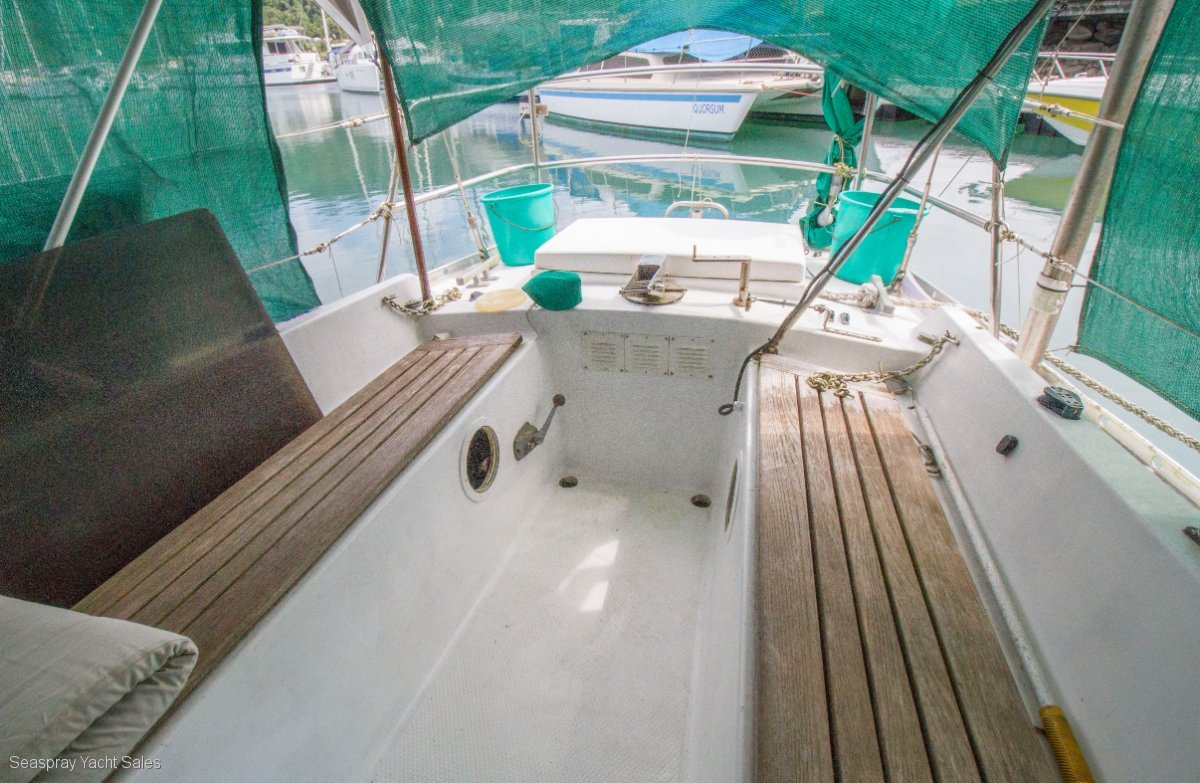 Armel 40 for sale in Langkawi:Yacht for sale in Langkawi