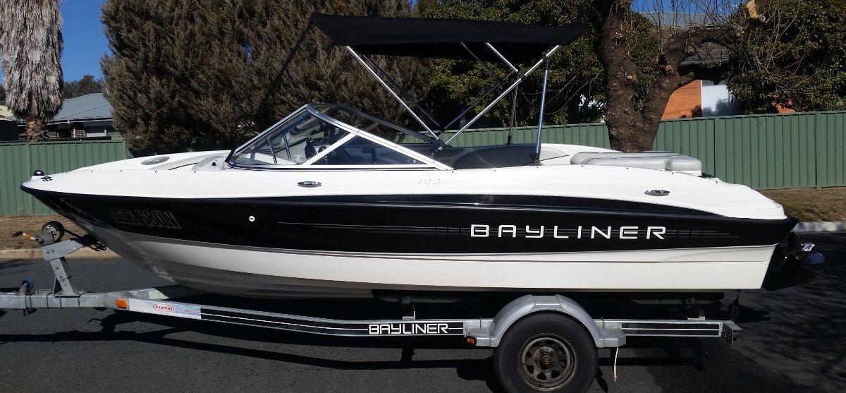 bayliner 185 bowrider trailer boats boats online for sale rh boatsonline com au bayliner 185 br manual bayliner 185 br manual