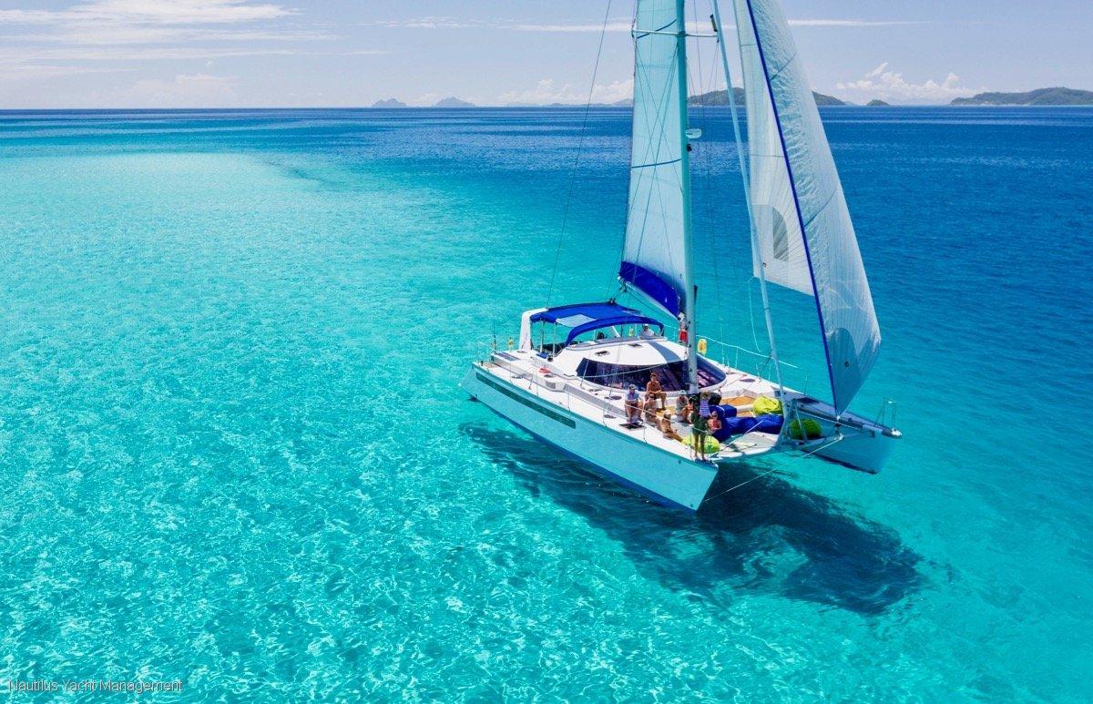 Luxury Charter Catamaran