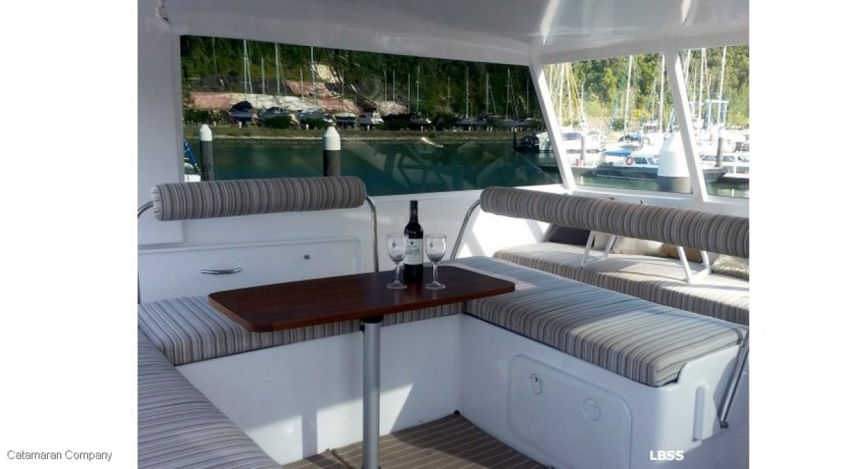 Schionning Custom 49 Power Catamaran