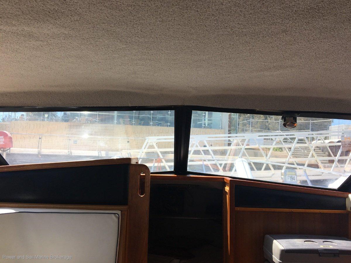 Leeder 28 Flybridge Ready for summer, legendary WA build!!