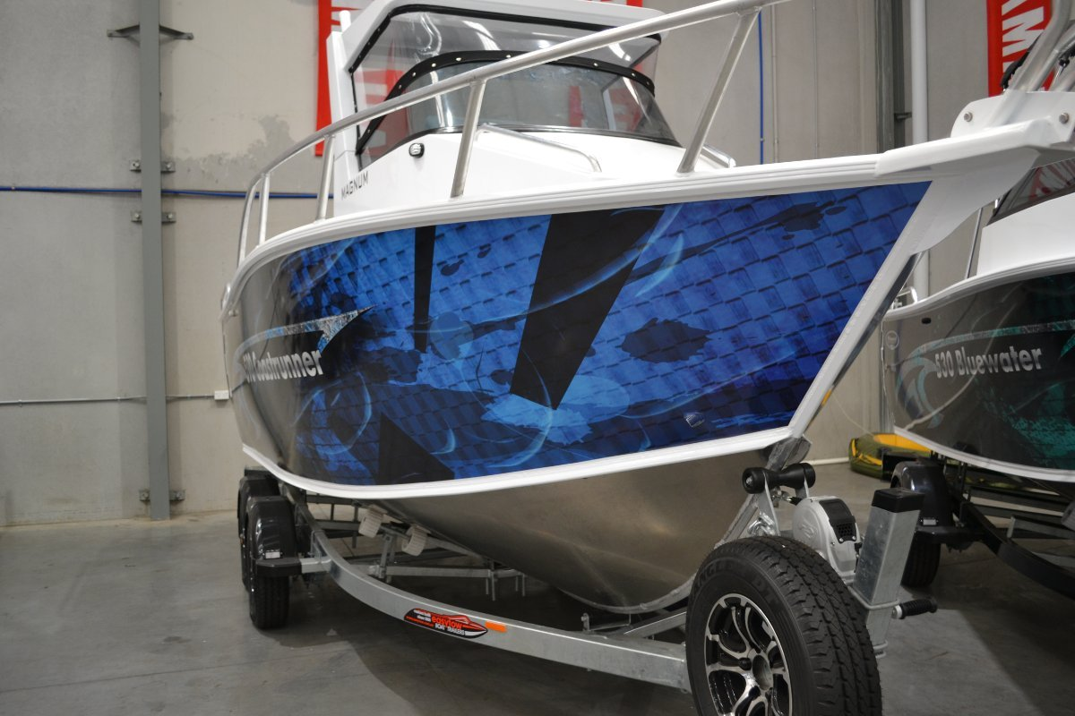 Stessl 580 Coastrunner Powered with Yamaha 130HP 4 stroke Package $59,850