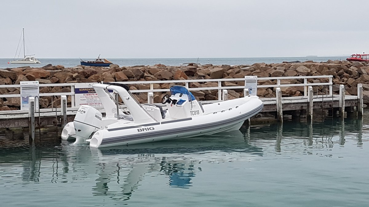 New Brig Eagle 650: Trailer Boats | Boats Online for Sale