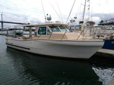 Steber Charter Boat