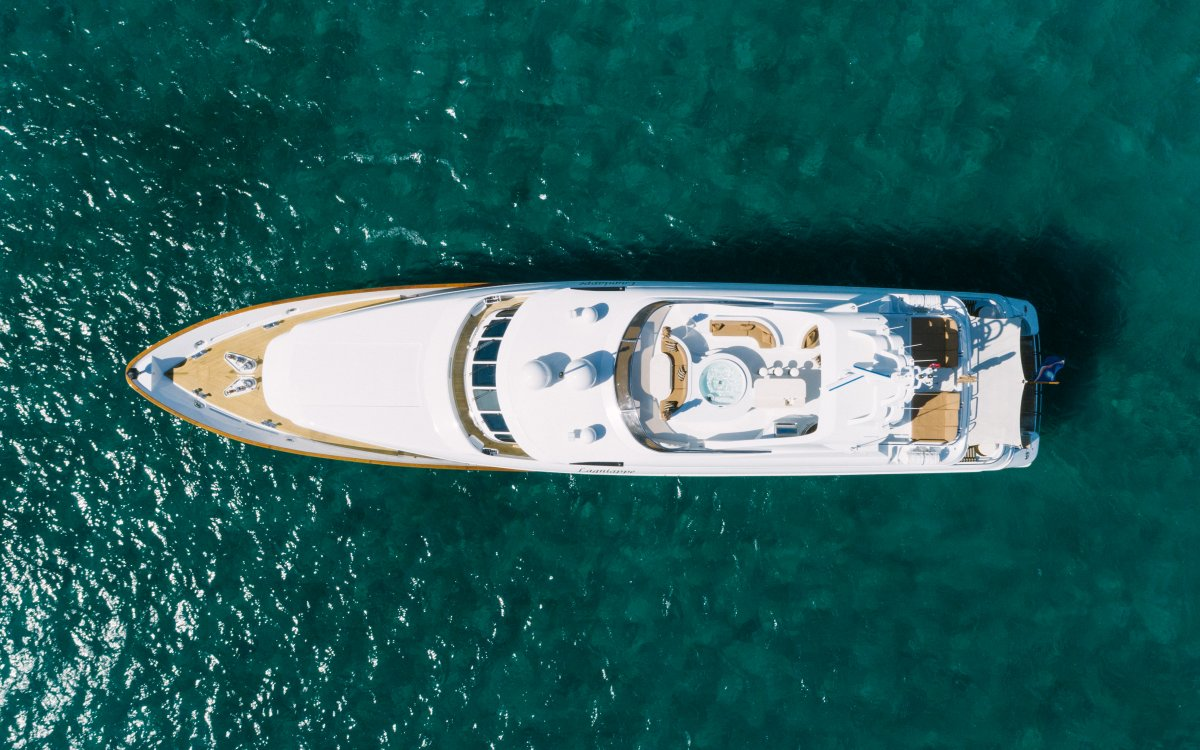 Intermarine Motor Yacht