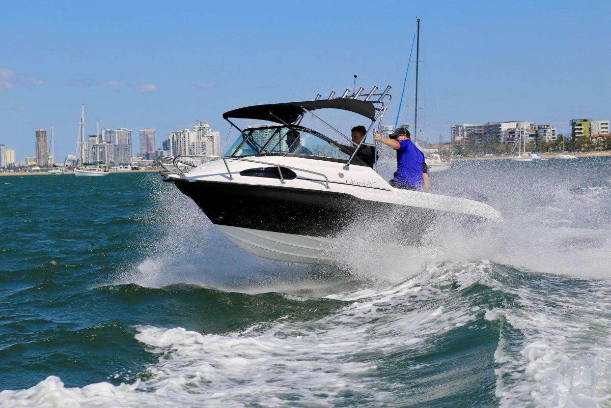 New Reflex Chianti 485: Power Boats | Boats Online for Sale