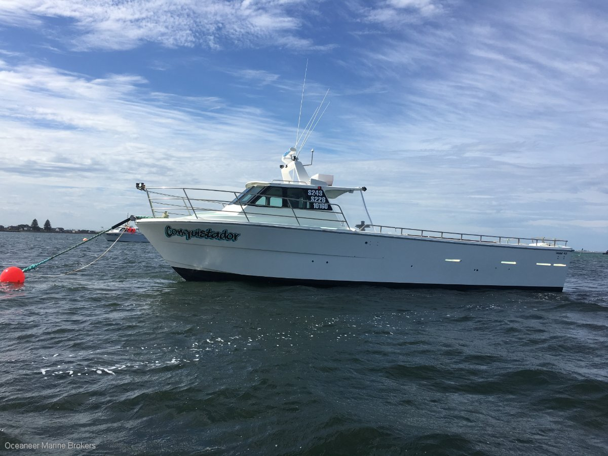 Randell Fishing Vessel