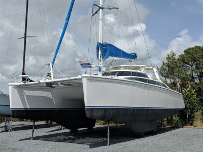 Perry 43 Sailing Catamaran