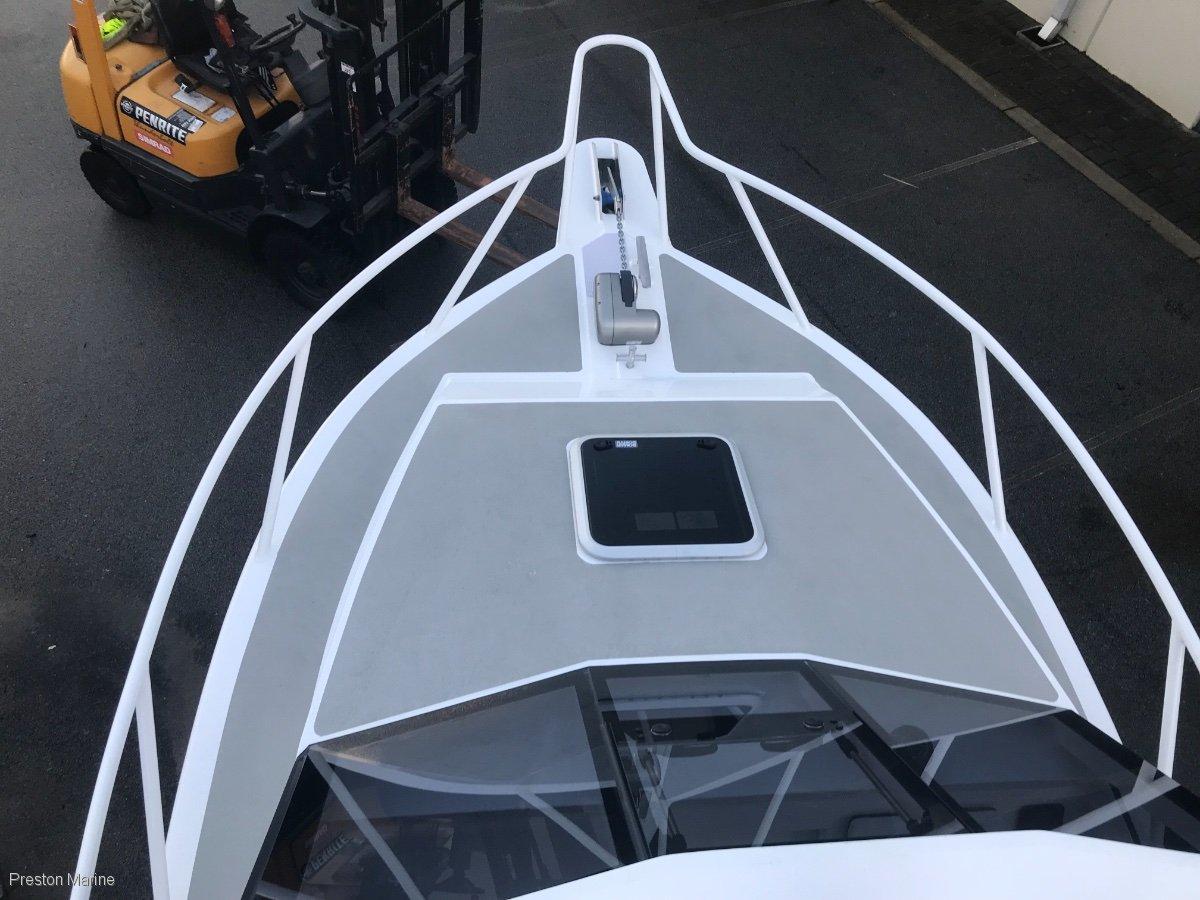 New Preston Craft 7.5 Thunderbolt