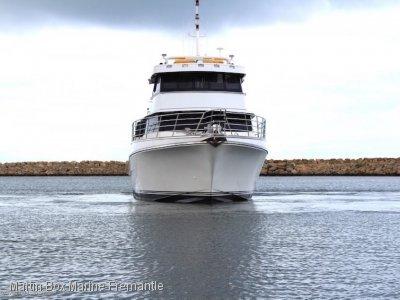 Peter Milner Charter Vessel