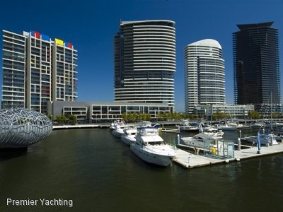 Great Value 12 M berth in the heart of Melbourne's Docklands