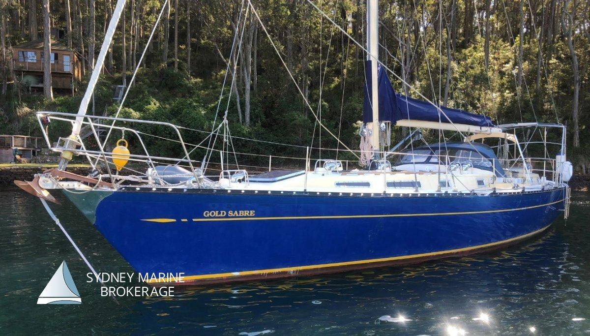 Custom Craft 48 Bluewater Cruising Yacht