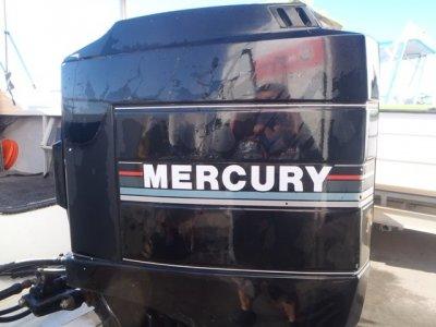100hp (2 stroke ) MERCURY