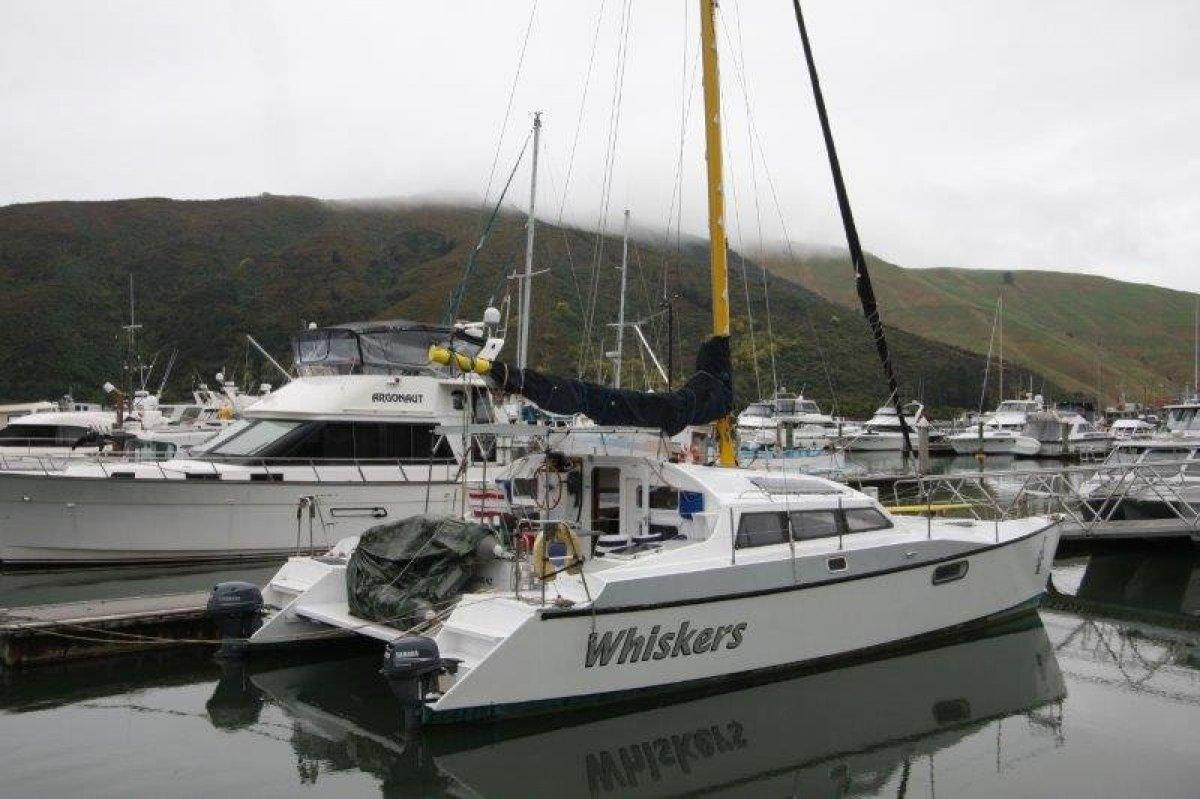 Palamos Yachts - Flica Catamaran