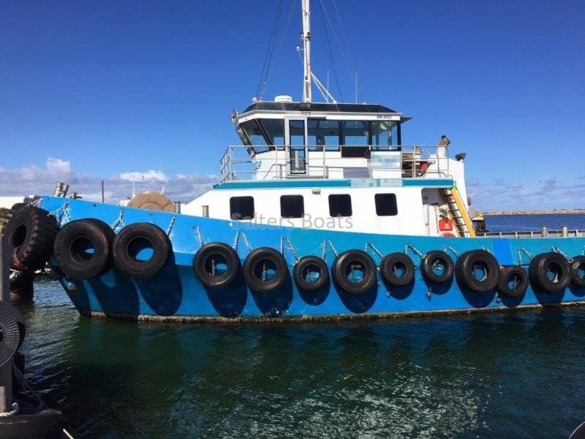 SBF Shipbuilders 23m Aluminium Tug