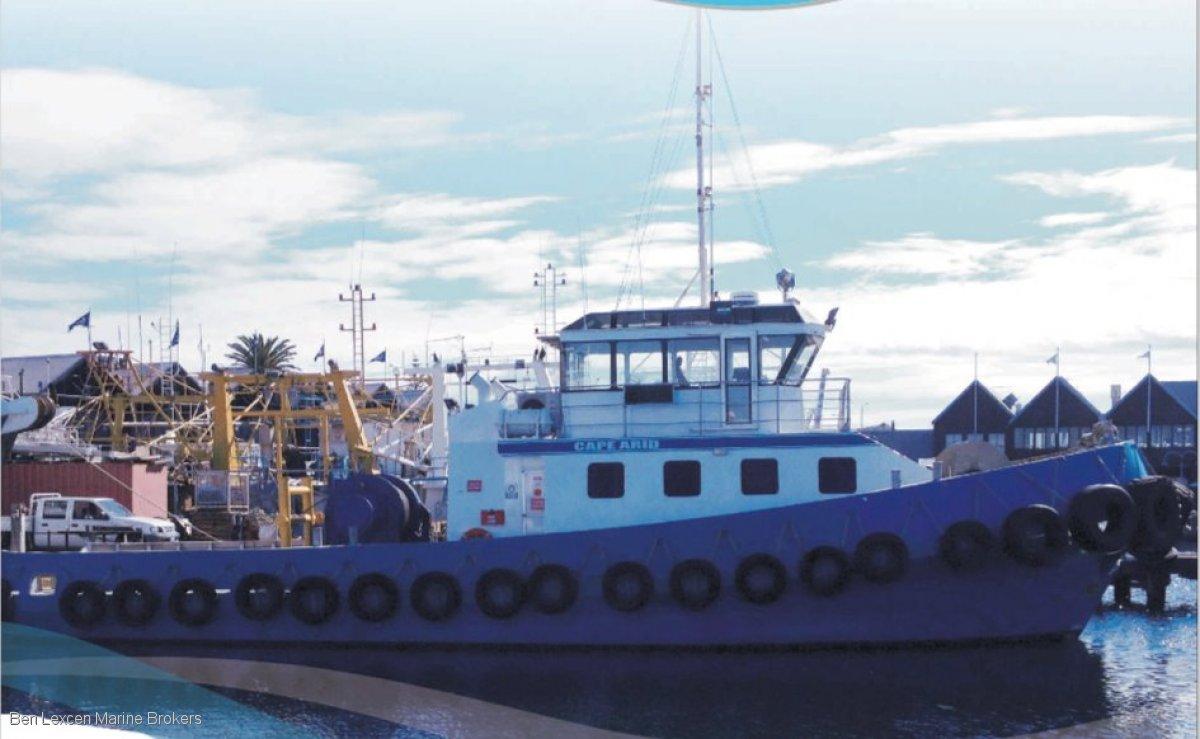 SBF Shipbuilders 23M HARBOUR TUG