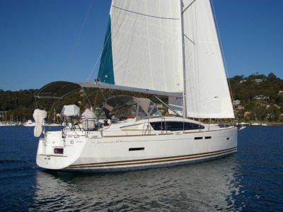 Jeanneau Sun Odyssey 41DS 2013