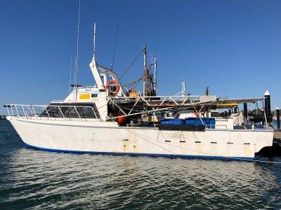 Starcraft Plate Alloy Fishing Boat Starcraft 16m Aluminium Line fishing boat