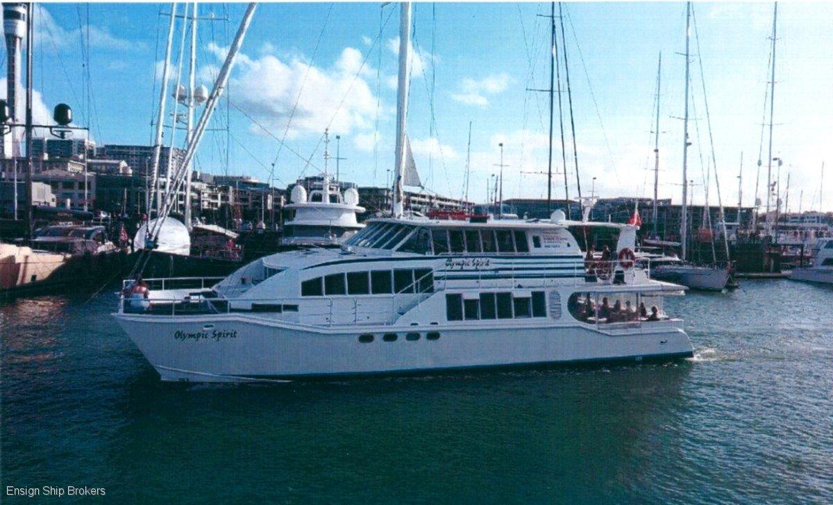 Charter Catamaran